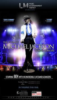 The Ultimate MICHAEL JACKSON Tribute Concert in Philippines