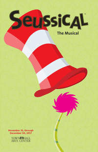 Seussical, the Musical in Broadway