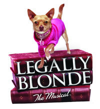 Legally Blonde, The Musical  in Broadway