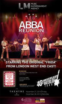 ABBA REUNION Live in Concert in Philippines