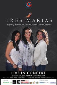 Tres Marias in Philippines