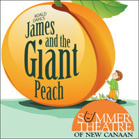 James and Giant Peach presented by Summer Theatre of New Canaan in Connecticut