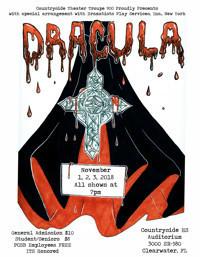 Dracula in Broadway