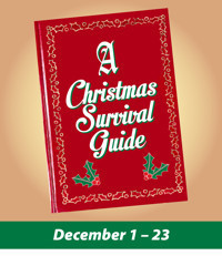 A Christmas Survival Guide in Broadway