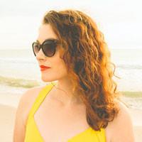 Mandy Harvey in Los Angeles