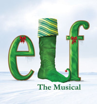 Elf The Musical in Broadway