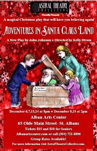 Adventures in Santa Claus Land in West Virginia