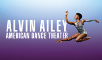 Alvin Ailey American Dance Theater in Broadway