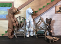 Stevens Puppets: Goldilocks and the Three Bears:Two Shows! in Central New York