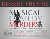 Dessert Theatre: The Musical Comedy Murders of 1940 in Central Pennsylvania