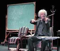 Einstein: A Stage Portrait in Broadway