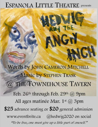 Hedwig and the Angry Inch in Toronto