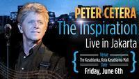 PETER CETERA The Inspiration Live in Jakarta in Indonesia