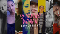 Reigning Women Launch Night in UK Regional