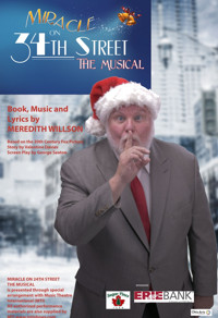 Miracle on 34th Street - The Musical in Cleveland