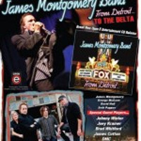 James Montgomery Band in Maine