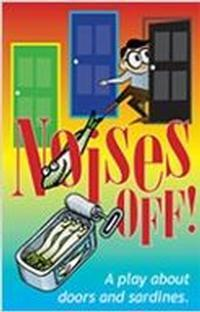 Noises Off! in Broadway