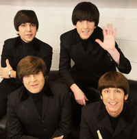 An Evening with THE FAB FOUR (Hyannis) in Boston