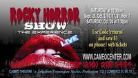 ROCKY HORROR SHOW LIVE in San Antonio
