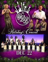 The Orlando Big Band presents