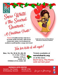 Snow White and the Several Dwarves: A Christmas Panto in Connecticut