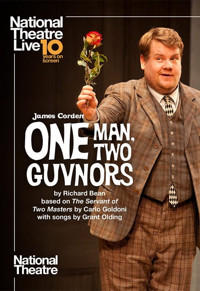 One Man, Two Guvnors - National Theatre of London in HD in Connecticut