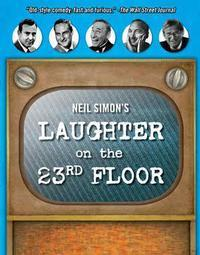 Laughter on the 23rd Floor in St. Petersburg