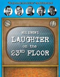 Laughter on the 23rd Floor in St. Petersburg