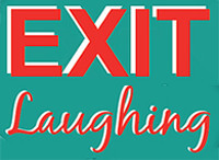 Exit Laughing in Rhode Island