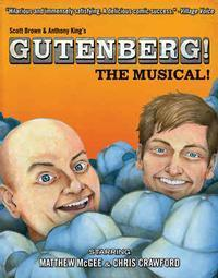 Gutenberg! The Musical! in St. Petersburg
