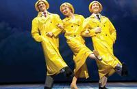 Singin' in the Rain in Broadway