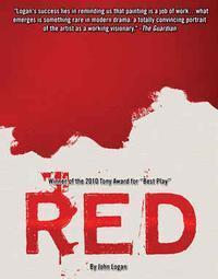 Red in St. Petersburg