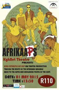 Afrikaaps in South Africa