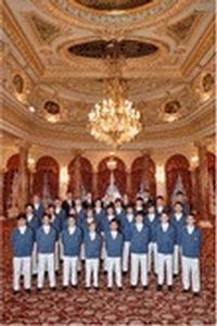 40° Anniversaire Petits Chanteurs de Monaco in Monaco