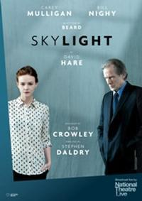 National Theatre in HD: Skylight in Connecticut
