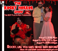 The Rocky Horror Show: The BCP Play-A-Part Fundraiser in Indianapolis