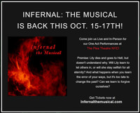 Infernal the Musical in Off-Off-Broadway