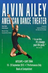 Alvin Ailey American Dance Theater in South Africa