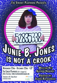 Junie B. Jones is Not a Crook in Broadway