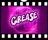 Grease - The Musical in Houston Logo