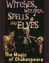 Witches, Wizards, Spells And Elves in Chicago