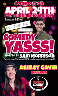 Comedy YASSS! at Yonkers Comedy Club in Off-Off-Broadway