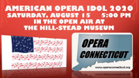 American Opera Idol in Connecticut