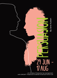 Persuasion by Jane Austen in Broadway