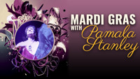 Mardis Gras with Pamala Stanley in Central Virginia