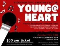 Young@Heart Concert Gala Fundraiser in Sacramento