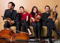 Zora String Quartet in South Bend