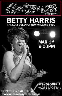 Betty Harris LIVE at Antone's in Austin