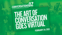 "OZ Arts Nashville's ""Conversations at OZ"" Virtual Benefit Event in Nashville"