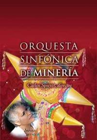 Mining Orchestra Christmas concert in Mexico